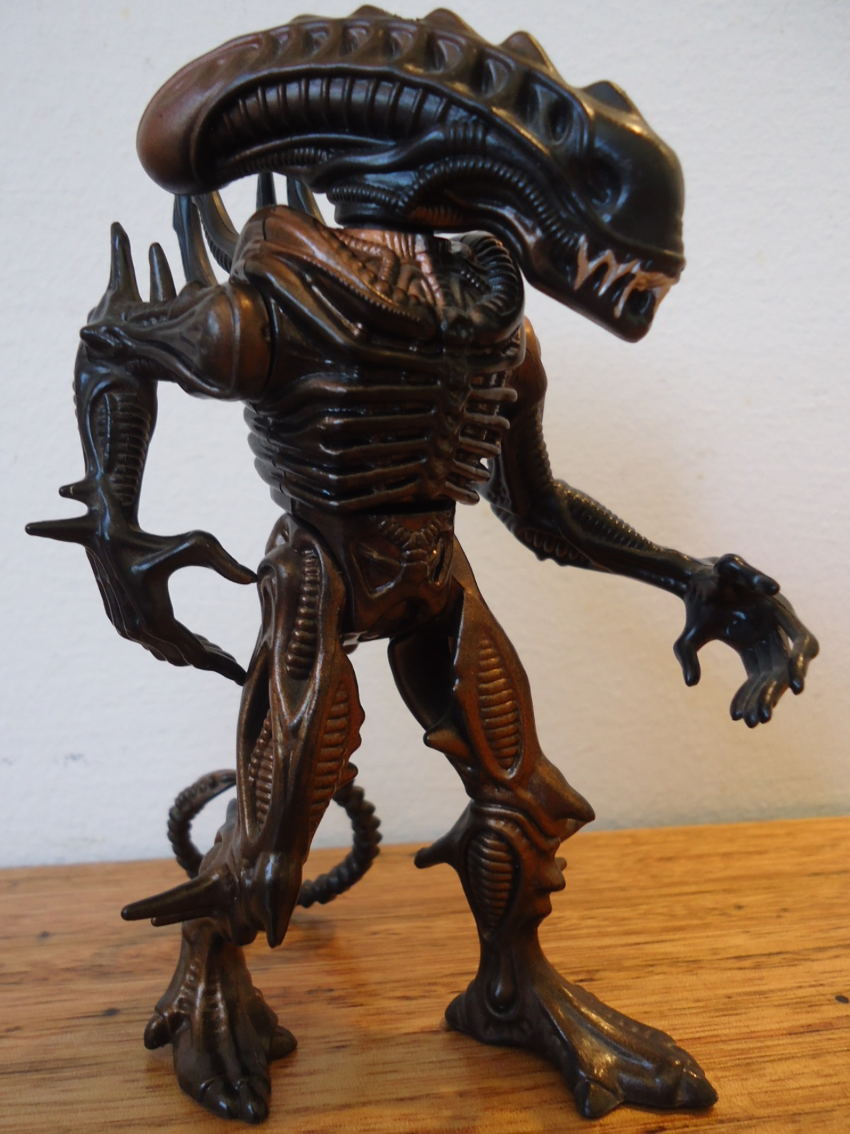 Review: 1992 Kenner Scorpion Alien | HIDEOUS PLASTIC